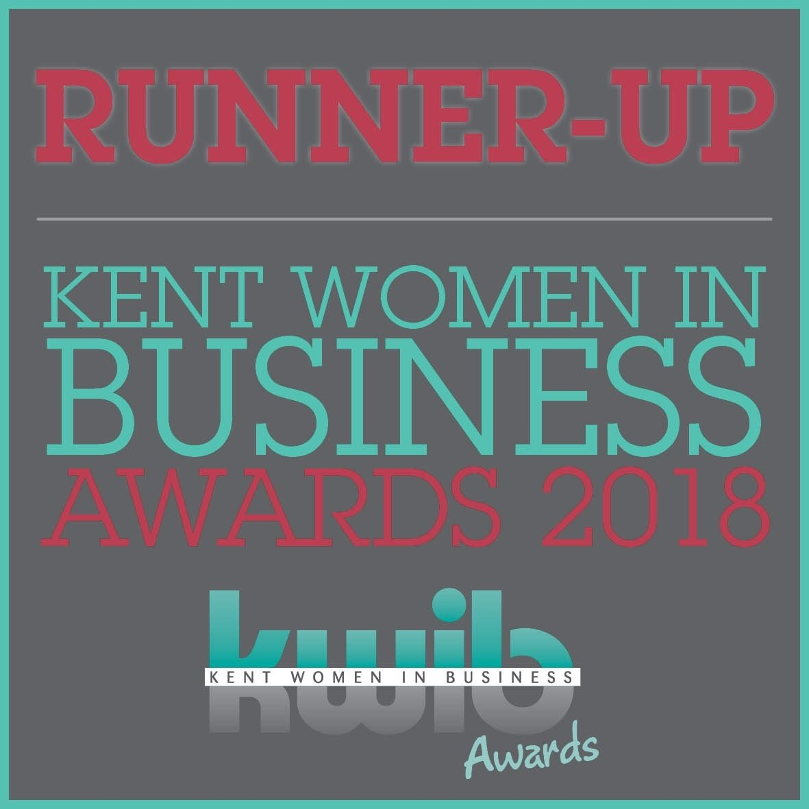 Jude Hill of Sadness to Sunshine wins Runner up at Kent Women in Business Awards as Entrepreneur of the year