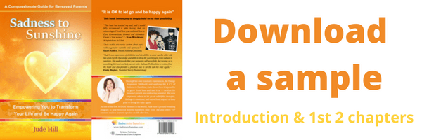 book for bereaved parents to help them through their grief journey