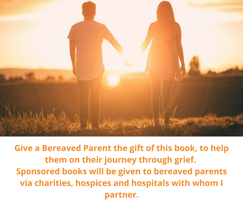 help a bereaved parent through their grief