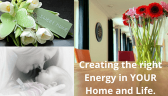 Creating the right energy in your home with bereaved parents