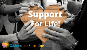 Lifetime support for Bereaved Parents babyloss childloss support