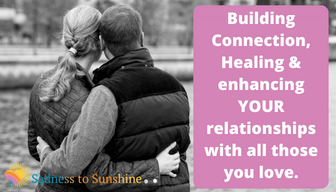 Healing your relationship after losing a child, bereavement counselling for bereaved parents